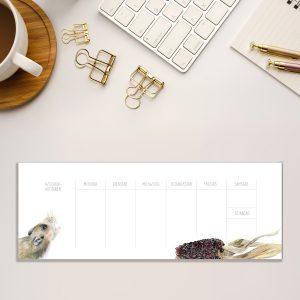 Kalenderblock