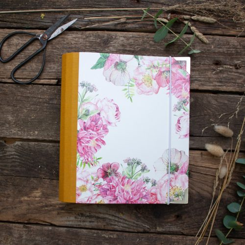 "Kalender ""Rose Sauvage"""