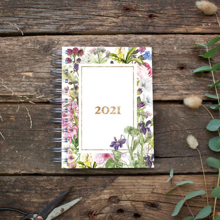 """Kalender DIN A6 """"Frühling"""""""