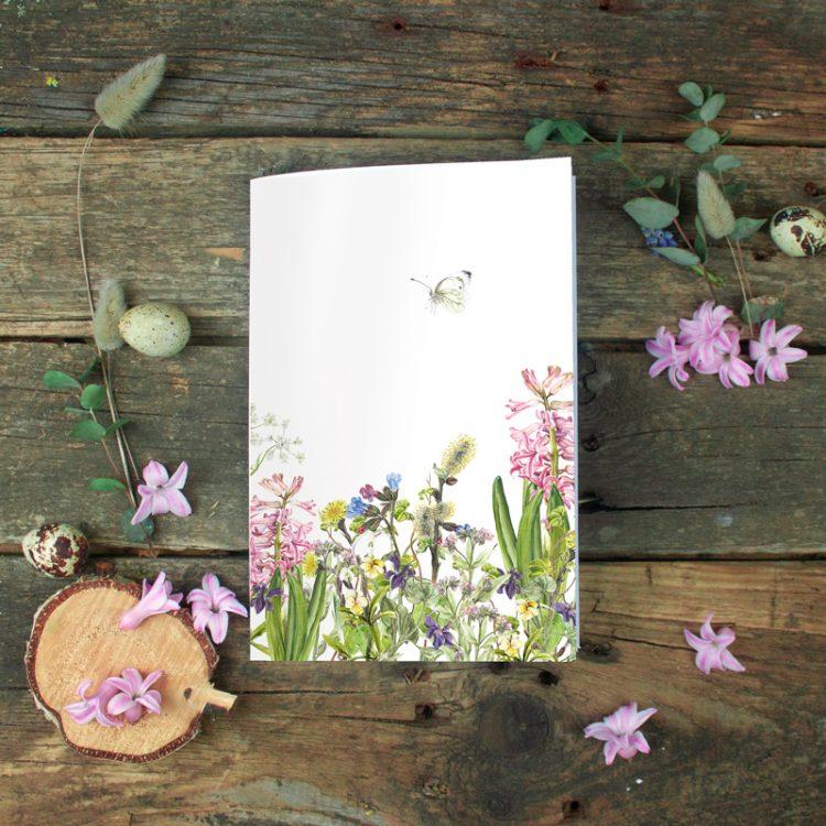 Notizheft Frühling