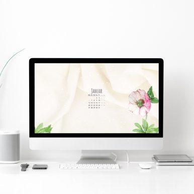 Wallpaper Desktop Januar