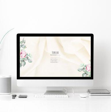 Wallpaper Desktop Februar