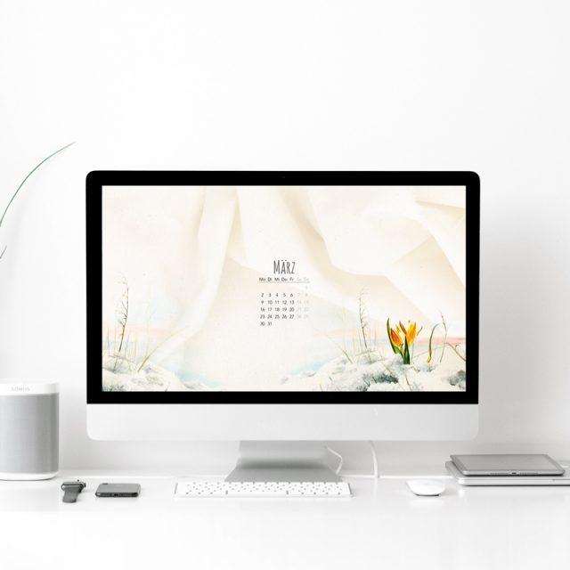 Wallpaper Desktop März