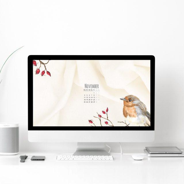 Wallpaper Desktop November