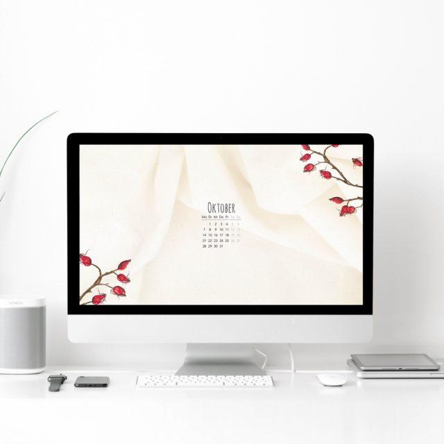 Wallpaper Desktop Oktober